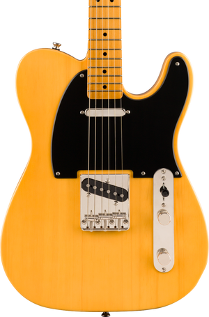 Squier Classic Vibe '50s Telecaster Maple Fingerboard Butterscotch Blonde