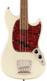 Squier Classic Vibe '60s Mustang Bass Laurel Fingerboard Olympic White