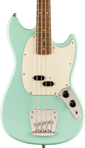 Squier Classic Vibe '60s Mustang Bass Laurel Fingerboard Surf Green