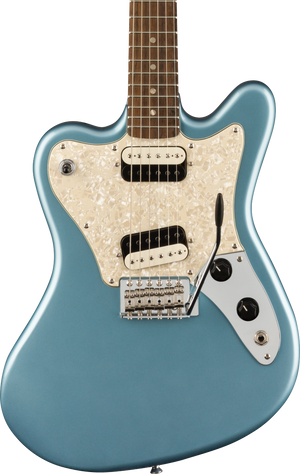 Squier Paranormal Super-Sonic Laurel Fingerboard Ice Blue Metallic