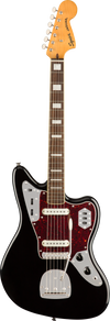 Squier Vibe '70s Jaguar Laurel Fingerboard Black