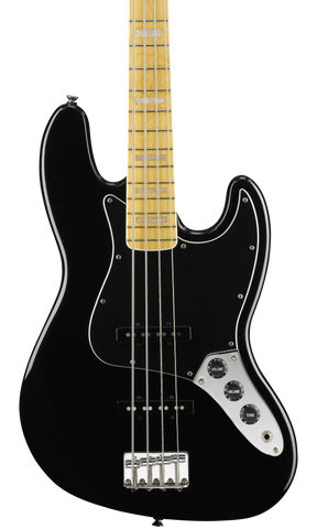 Squier Vintage Modified Jazz Bass '77 Black