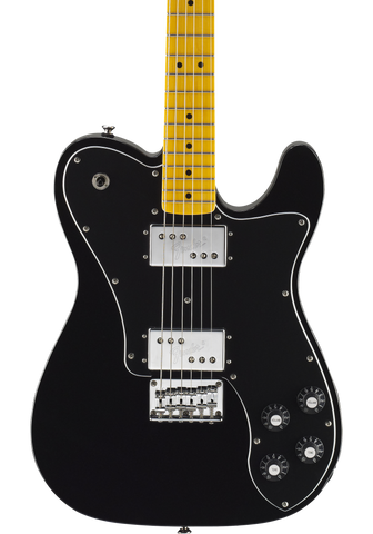 Squier Vintage Modified Telecaster Deluxe Black