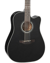 Takamine GD30CE-12 BLK Black 12 String
