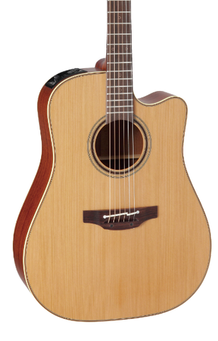 Takamine P3DC Cedar Top Dread w/case