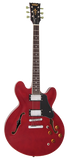 Vintage VSA500CR Cherry Red