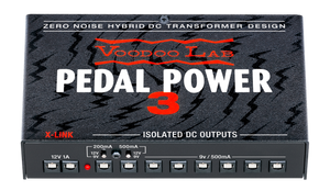Voodoo Lab Pedal Power 3 High Current 8-Output Isolated Power Supply