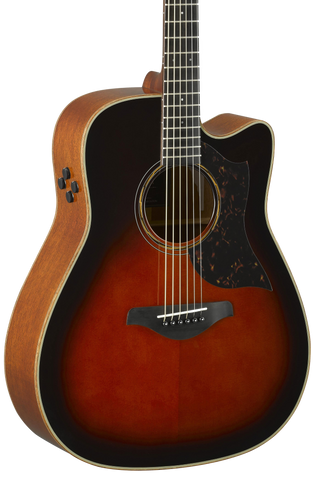 Yamaha A3M Tobacco Brown Sunburst w/bag