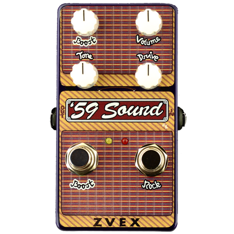 ZVex Vexter '59 Sound Vertical