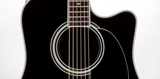 Takamine EF341SC Black Dread w/case