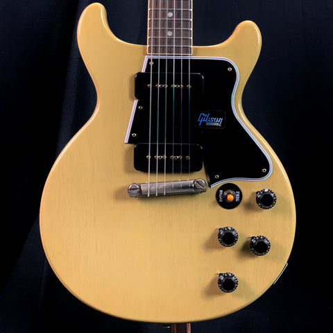 Gibson Custom Shop '60 Les Paul Special DC TV Yellow VOS NH