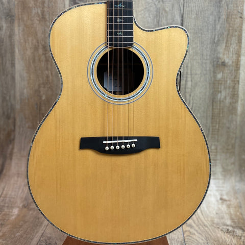 PRS Paul Reed Smith SE Angelus A60E Acoustic/Electric Natural w/case
