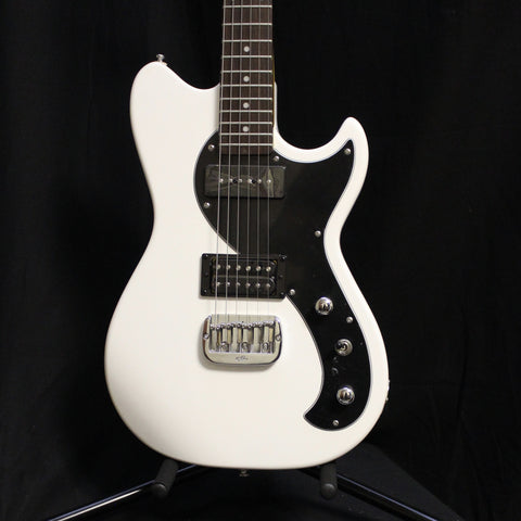 G&L Tribute Fallout RW Gloss White