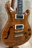 PRS Paul Reed Smith MC594 Semi-Hollow AP Copperhead w/case