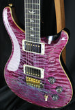PRS Paul Reed Smith Wood Library DGT 10 Top Quilted Maple Violet Metallic Back w/case