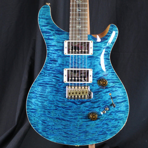PRS Paul Reed Smith Wood Library Custom 24-08 Hormingo Neck Blue Matteo w/case