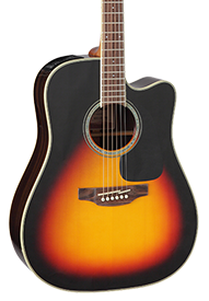 Takamine GD51CE BSB Brown Sunburst