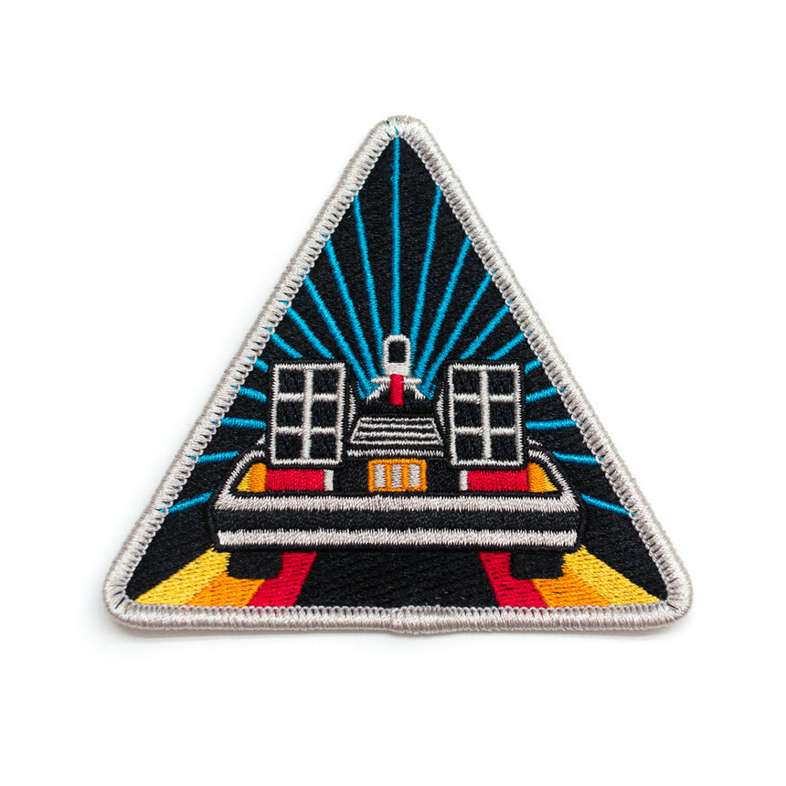 Back to the Future The Ride Patch