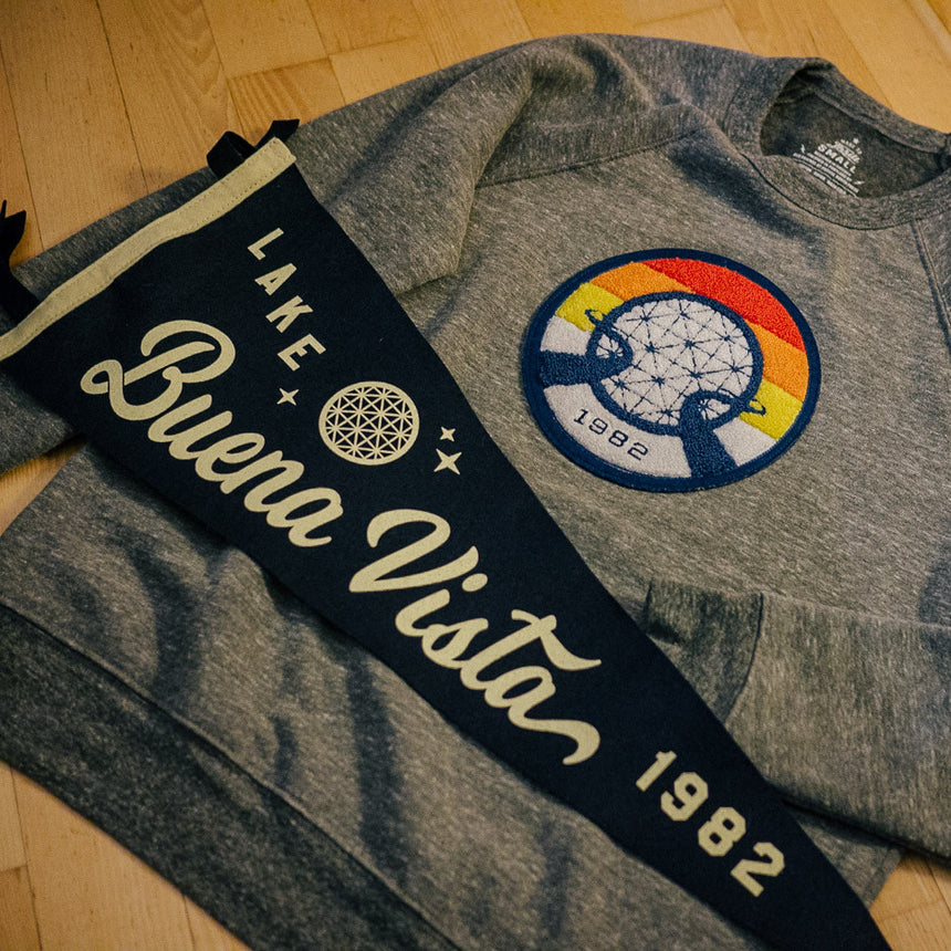 Lake Buena Vista 1982 Sweatshirt | Laydown