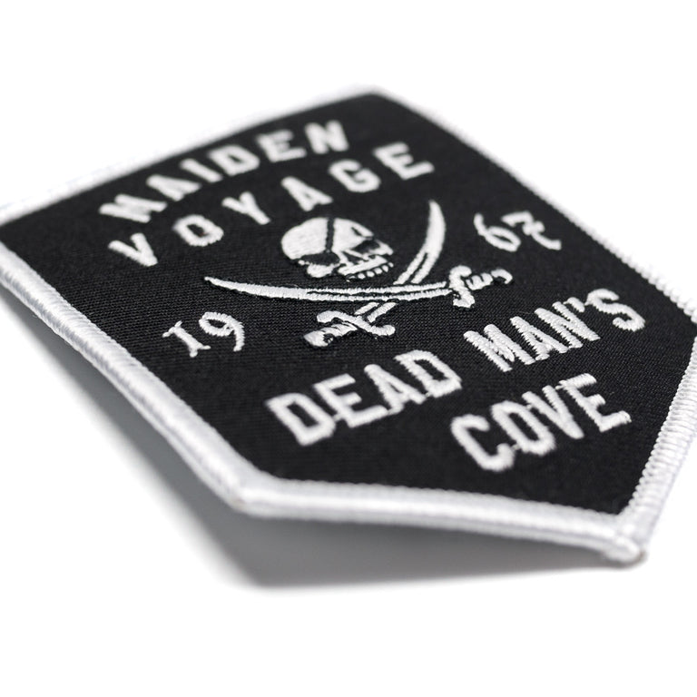 Dead Man's Cove Patch | Detail