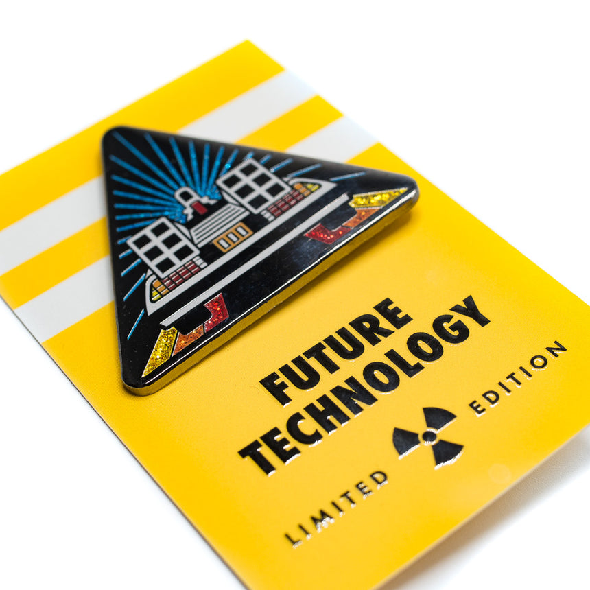 Institute of Future Technology Pin Backing Card