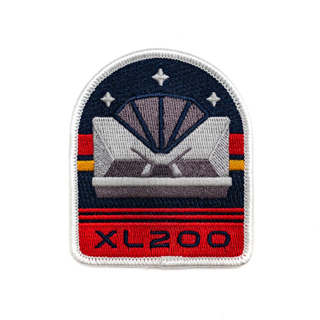 Magnum XL200 Inspired Coaster Patch
