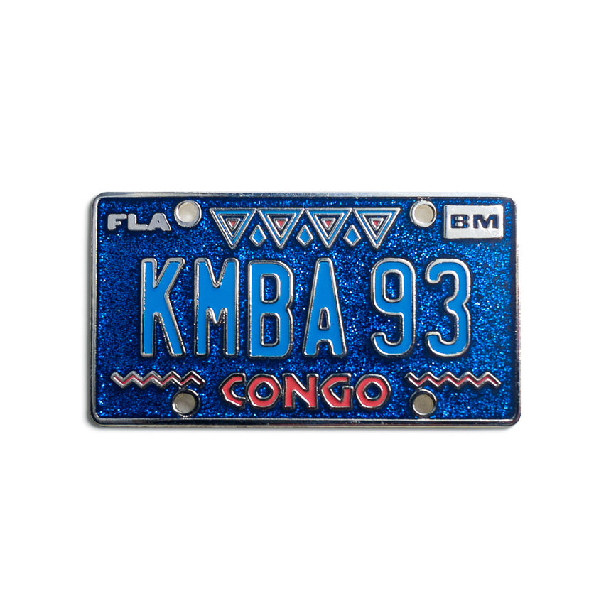 Congo 1993, Roller Coaster Inspired Pin