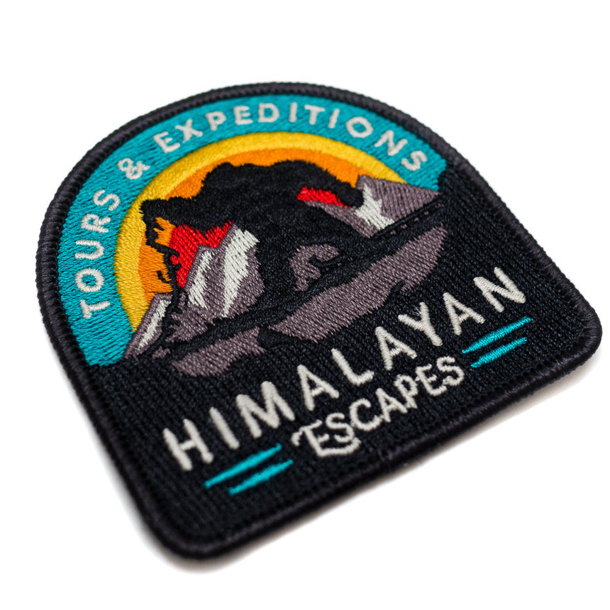 Expedition Everest Patch - Detail
