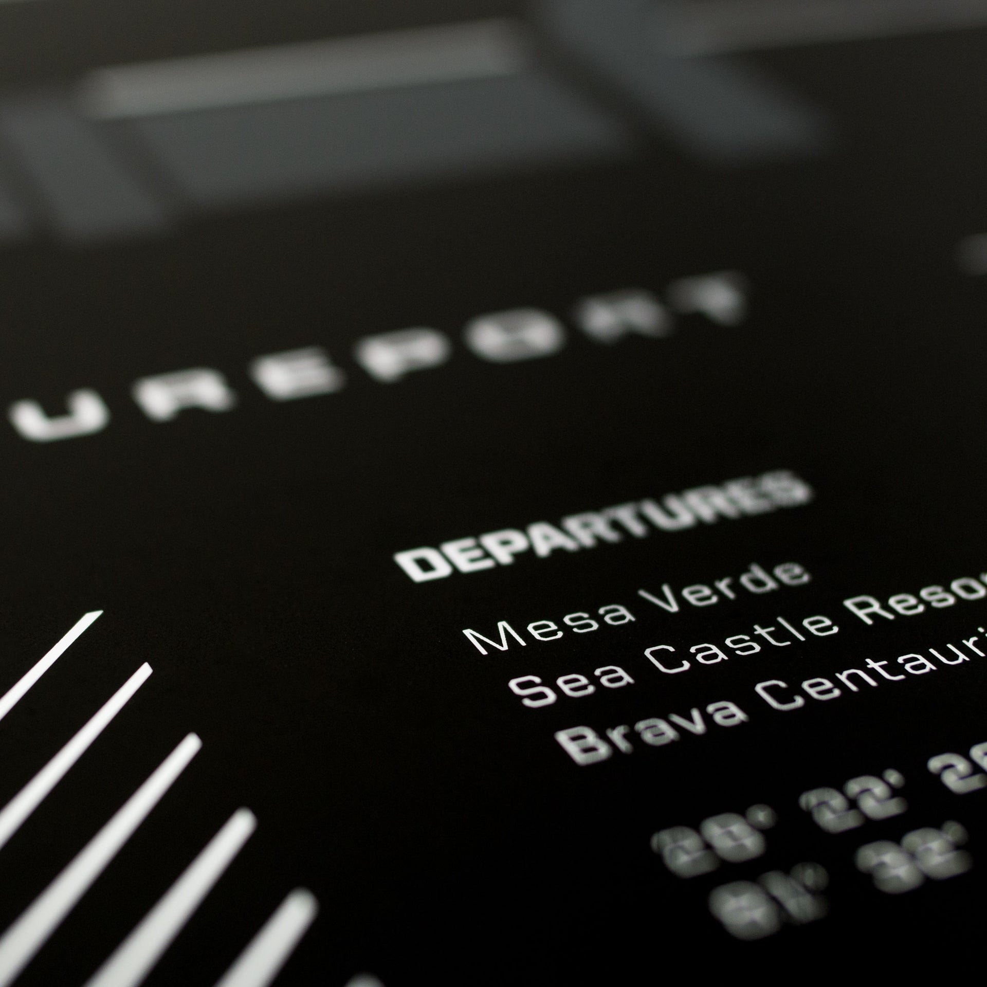 HZN Futureport Poster | Detail 2