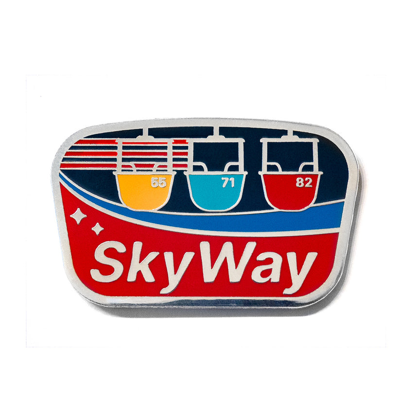 Lake Buena Vista Flordia SkyWay Attraction Pin