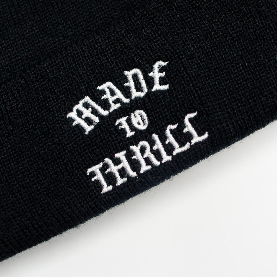 Made to Thrill Knit Beanie Hat