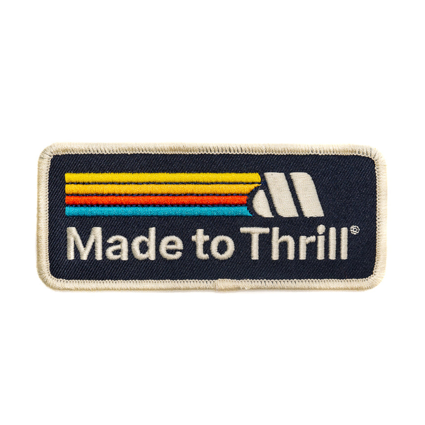 Made to Thrill Patch