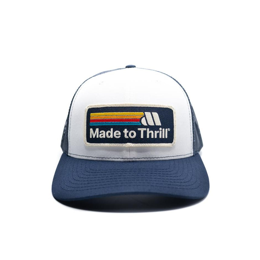 Made to Thrill Theme Park Trucker Hat