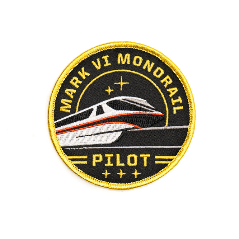 Mark VI Pilot Patch