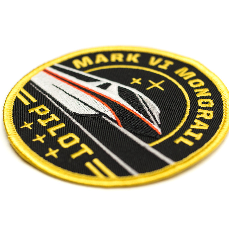 Mark VI Pilot Patch | Detail