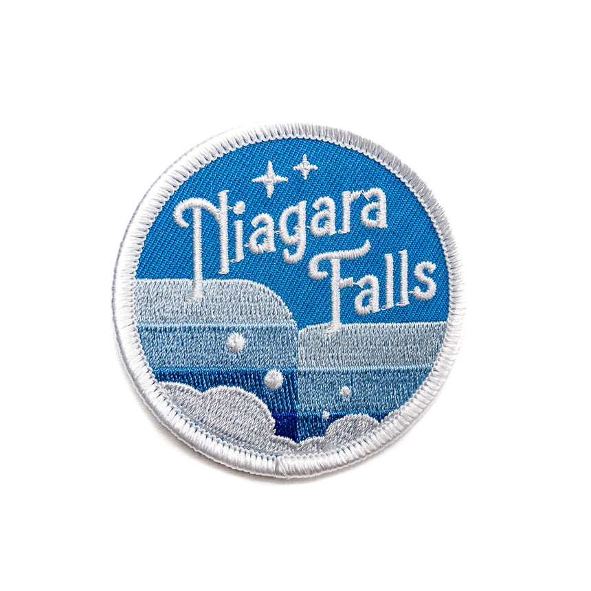 Niagara Falls Theme Park Patch