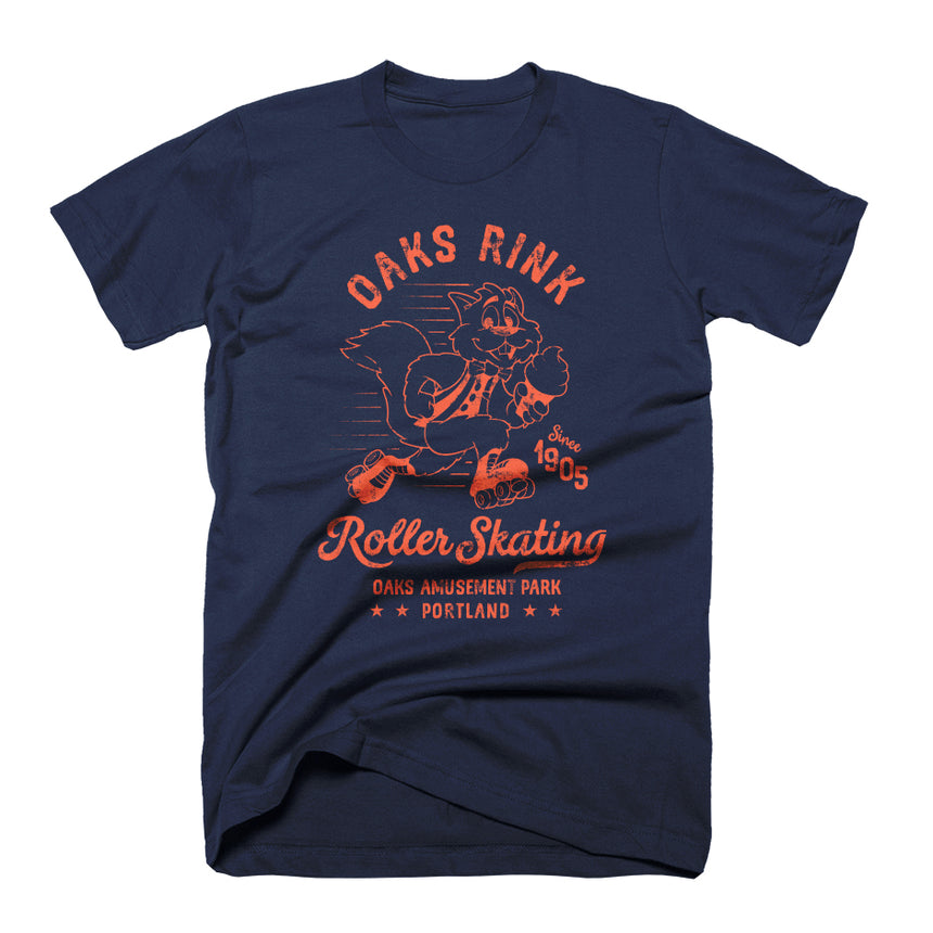 Made to Thrill x Oaks Park - Oaks Rink T-Shirt