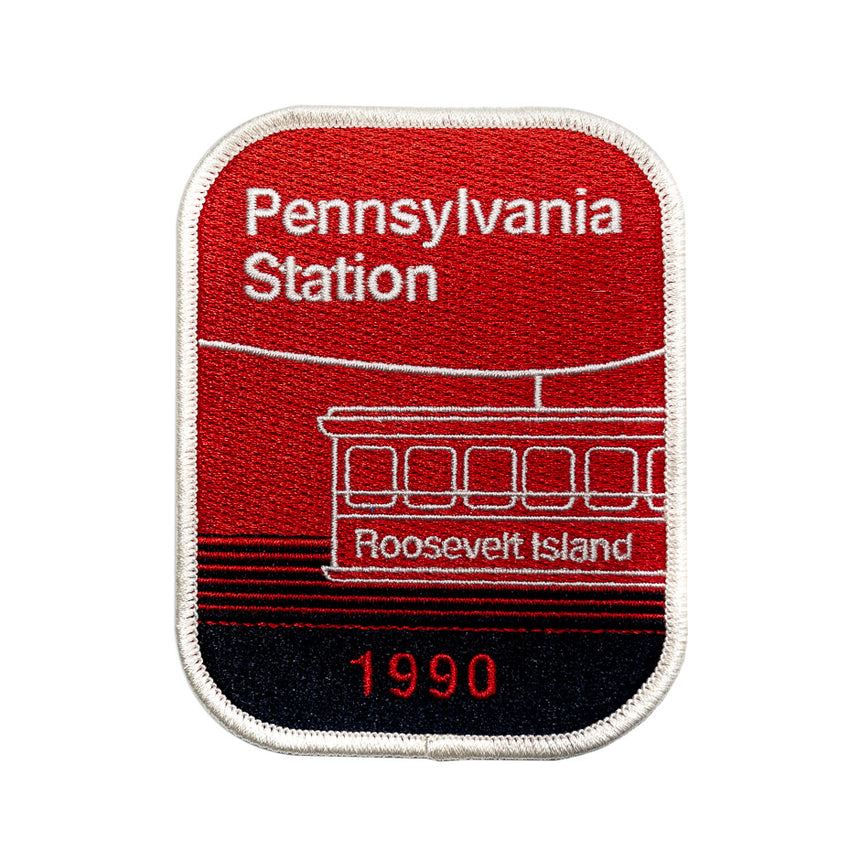 Pennsylvania Station 1990 Patch