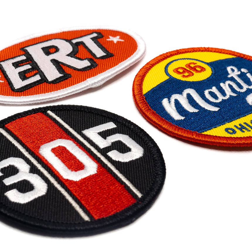 Pit Crew Roller Coaster Patch Kit
