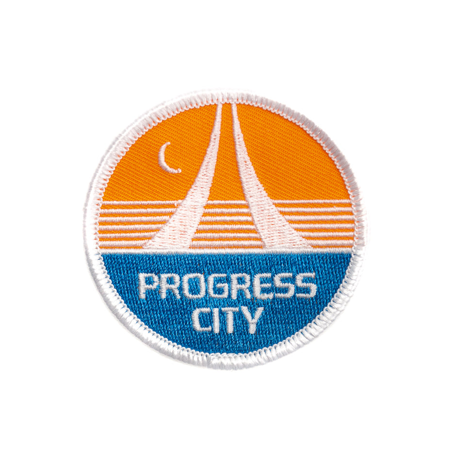 Progress City Theme Park Patch
