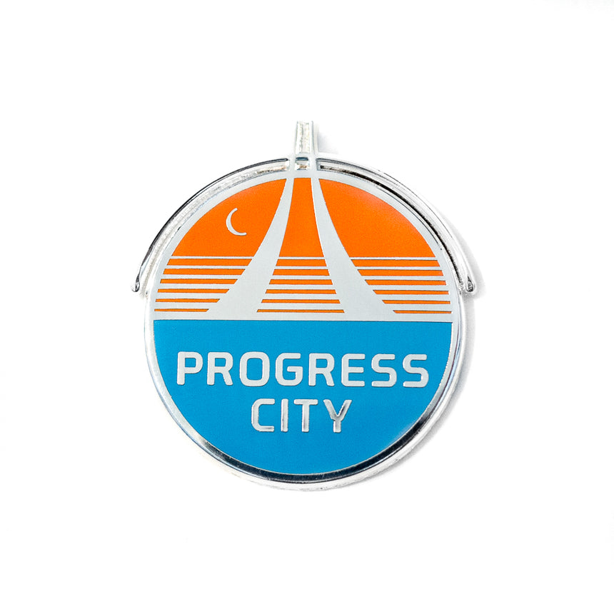 Progress City, Lake Buena Vista Florida, Attraction Inspired Pin