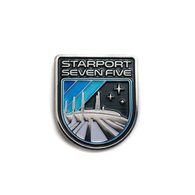 Space Mountain Pin