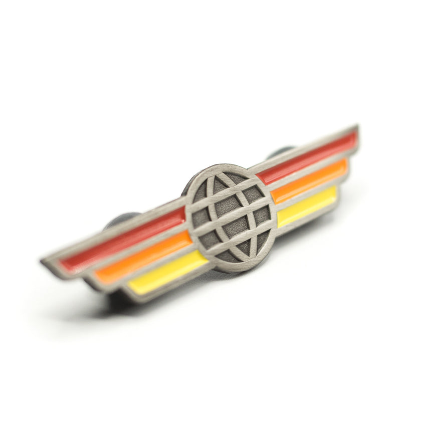 Spirit of the Future Pin