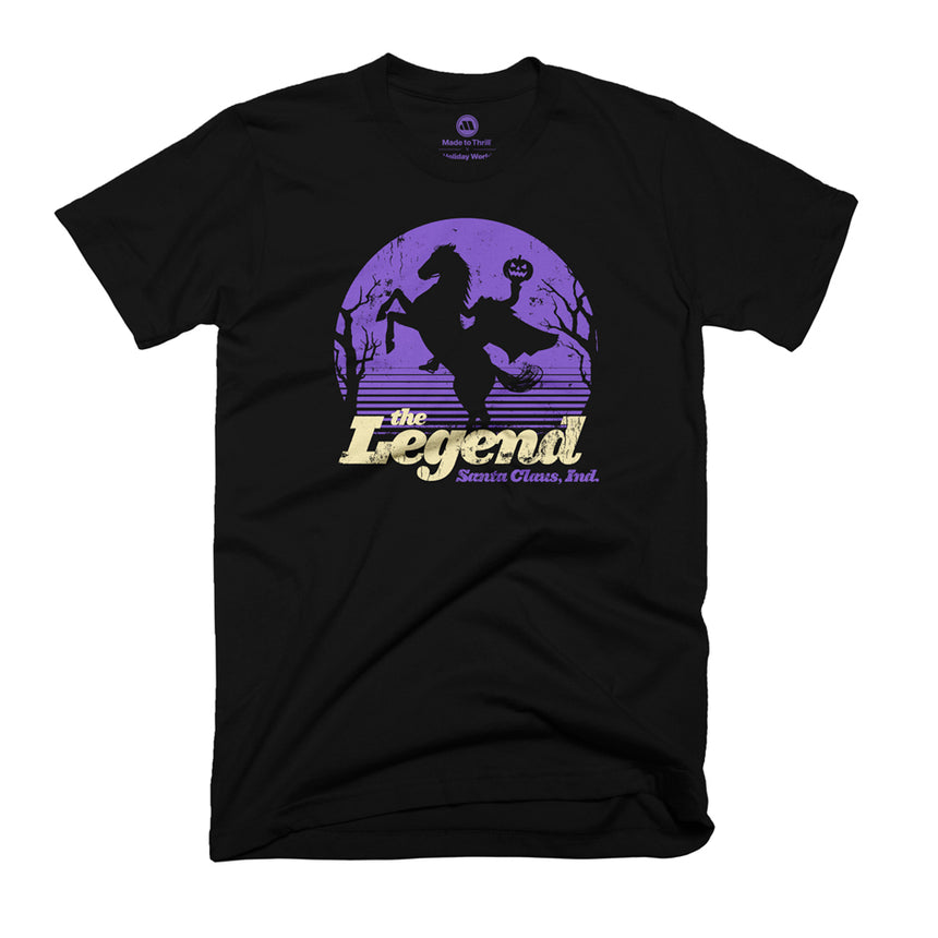 Made to Thrill x Holiday World - The Legend Throwback T-Shirt