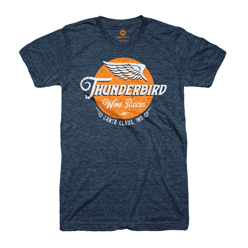 Made to Thrill x Holiday World - Thunderbird Throwback T-Shirt