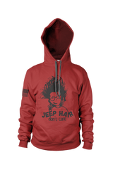 Jeep Hair Don't Care Hoodie - Jeep Threads