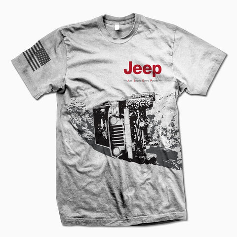 Just Empty Every Pocket by Jeep Threads