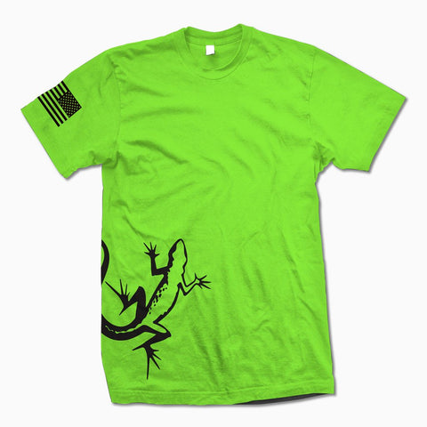 Gecko TShirt - Jeep Threads