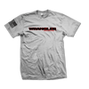 Image of Heather Gray Wrangler Unlimited TShirt - Jeep Threads