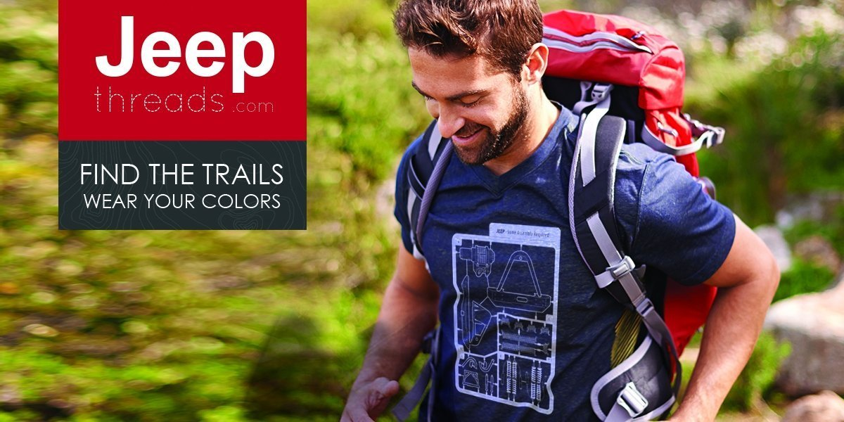 Jeep Shirts and Jeep Hoodies by Jeep Threads